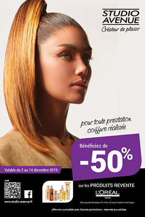 promotion coiffure